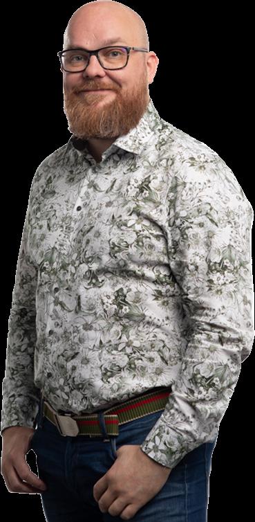 Jukka Torvinen - osakas, toimitusjohtaja